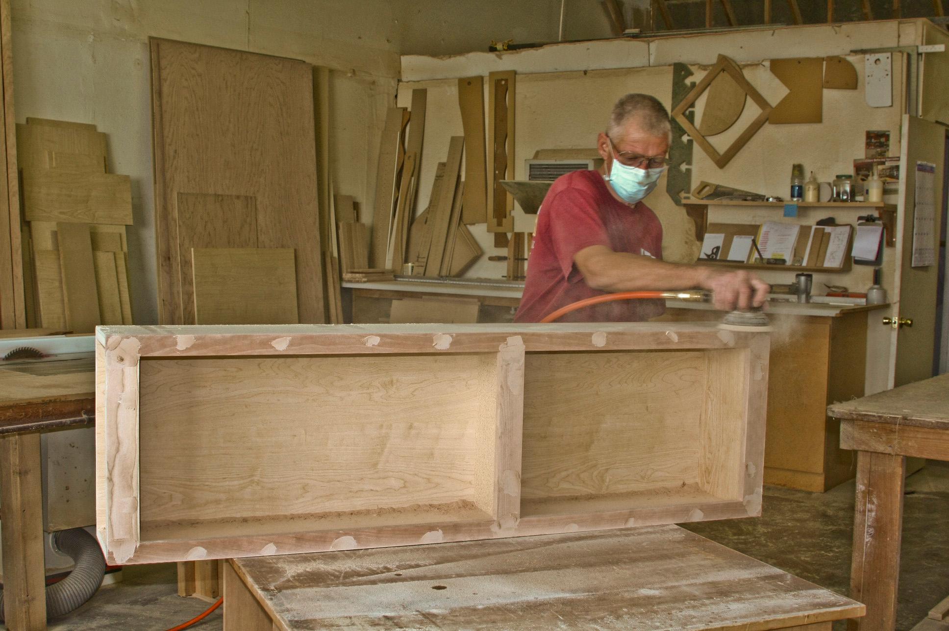 Custom Fabrication & Installation